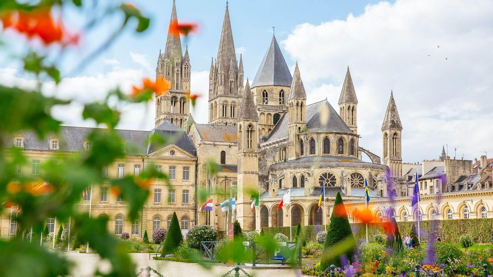 Bienvenue Sur Le Site De L Office De Tourisme De Caen La Mer