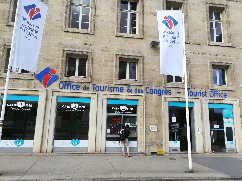 L Office De Tourisme Des Congrès Office De Tourisme Et Des Congrès De Caen La Mer