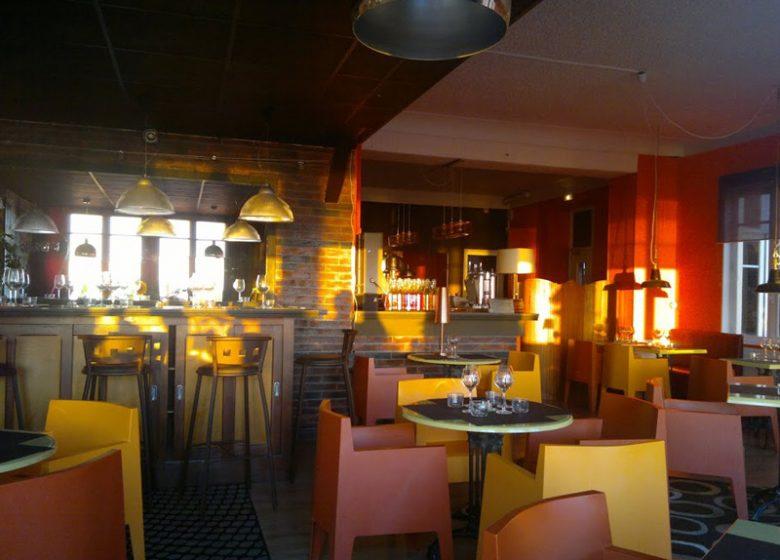 Restaurant la Fabrique à Lion sur Mer