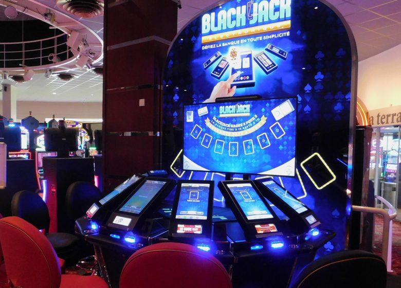 casino Barrière Ouistreham black jack