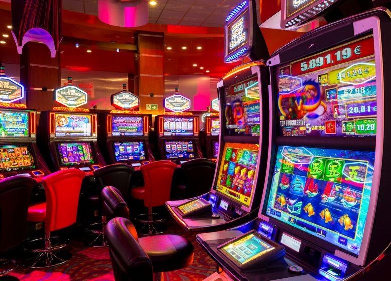 casino Barrière Ouistreham machine à sous