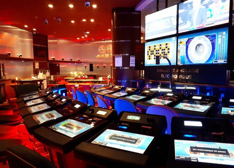 casino Barrière Ouistreham roulette