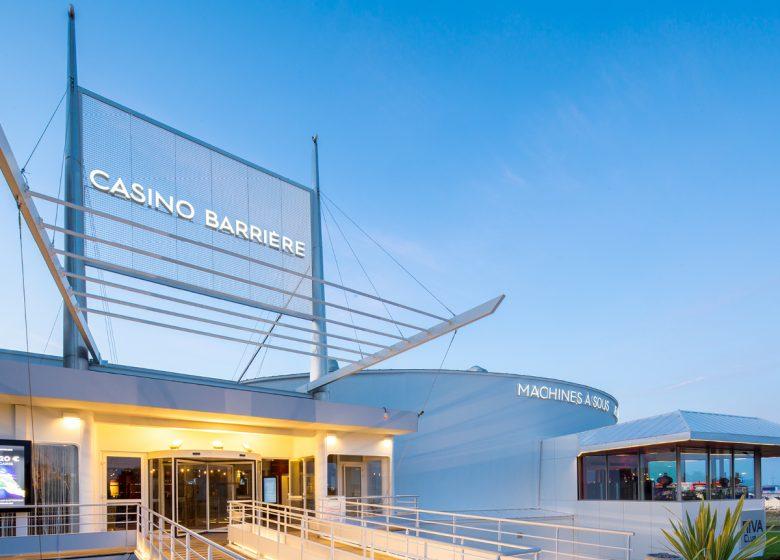 casino Barrière Ouistreham entrée1