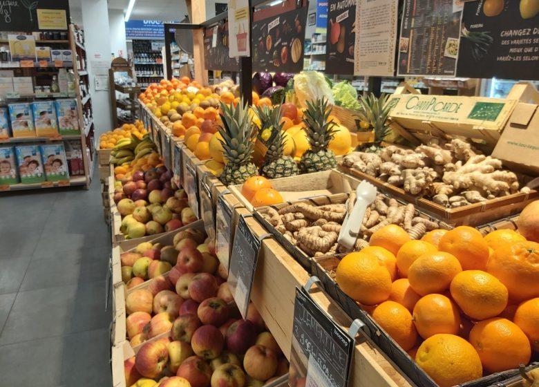 Fruits Bio & De saison !