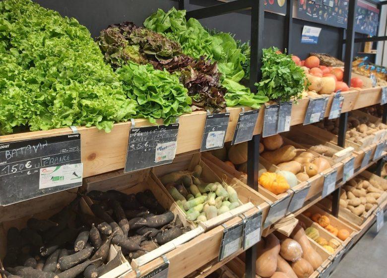 Légumes Bio & de saison !
