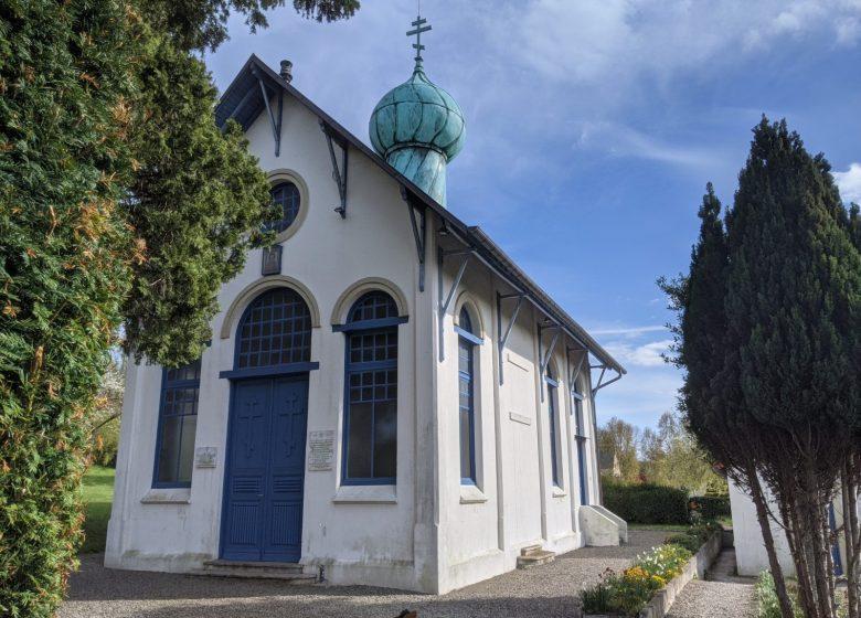 église Orthodoxe J. Rémy