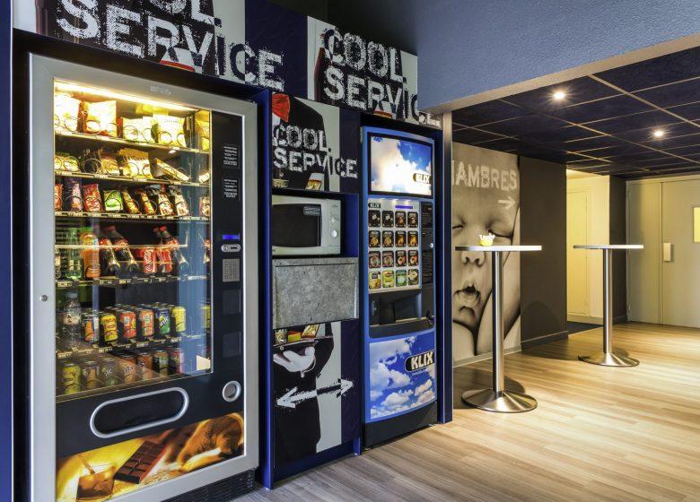 ibis budget Caen Hérouville – Services