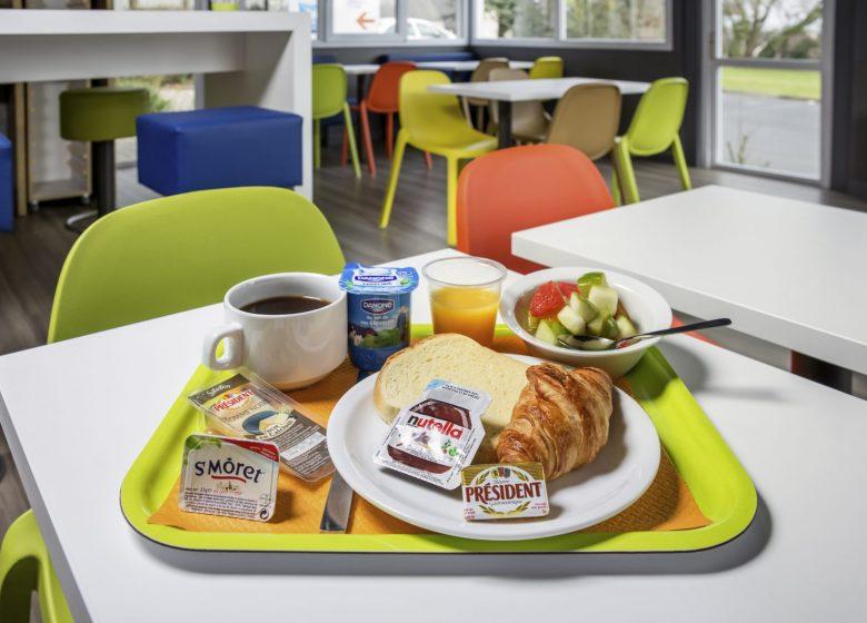 ibis budget Caen Hérouville – Offre petit-déjeuner