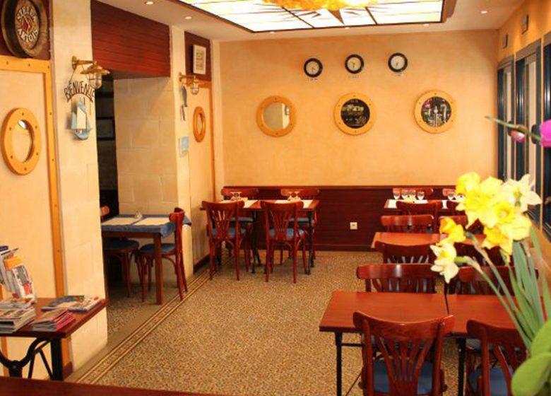 Restaurant la Taverne Lion-sur-Mer