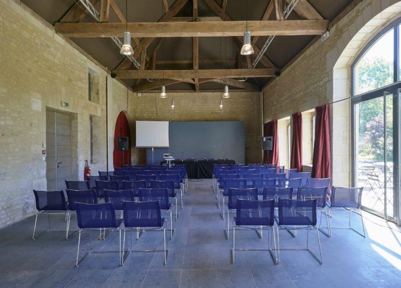 Abbaye d'Ardenne – pressoir – philippe_delval