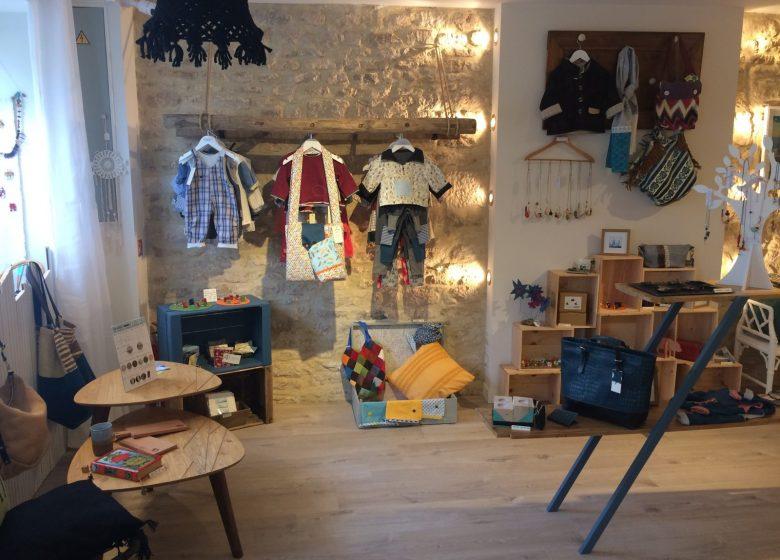 Atelier-Boutique Et si intérieur 2