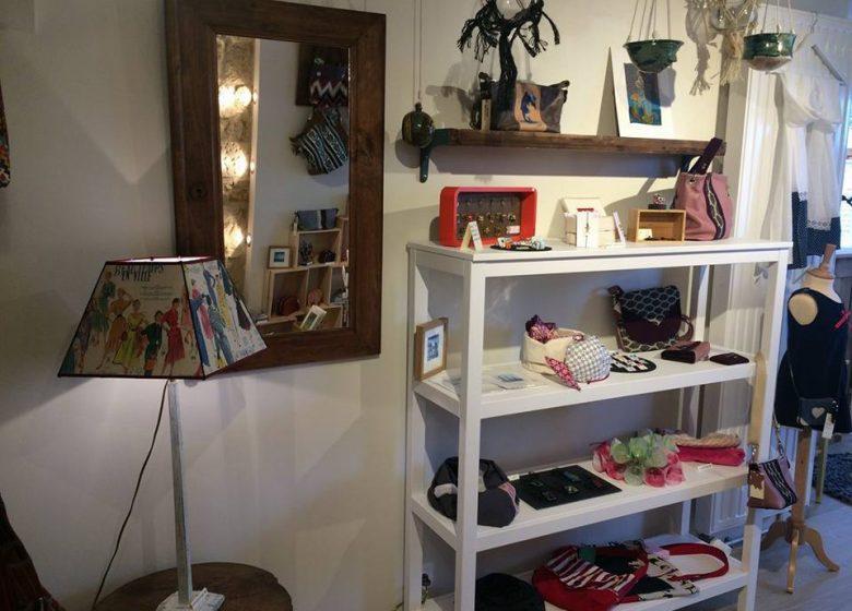 Atelier-Boutique Et si intérieur