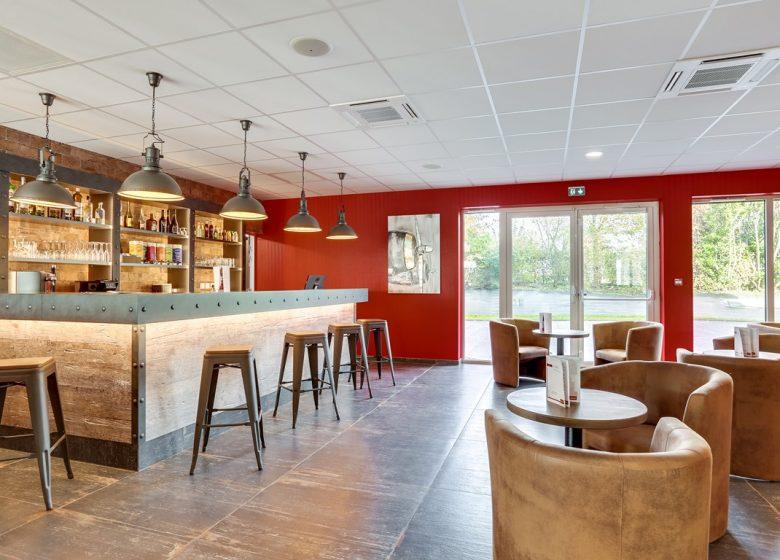 Hôtel Balladins Caen Mémorial – Bar