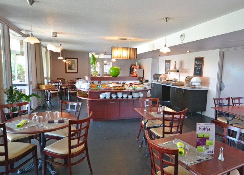 Best Hotel Caen – petit déjeuner
