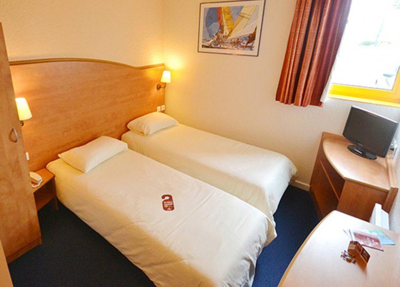 Best Hotel Caen – chambre 2