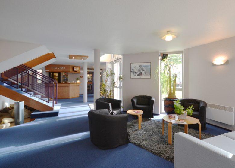 Best Hotel Caen – Hall