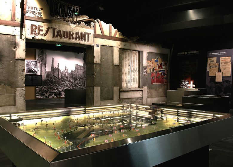 CAEN_Le Mémorial de Caen – Cité de l'Histoire pour la paix