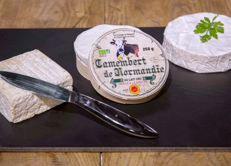 CAMEMBERT PAVE COULOMMIER