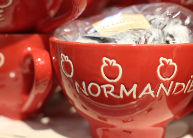 CARAMELS ISIGNY BOL NORMANDIE