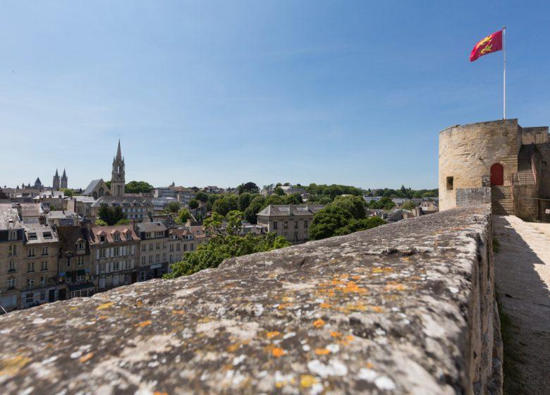 Caen__chateau_de_Caen-Caen_la_mer_Tourisme___Pauline___Mehdi_-_Photographie-46297-1200px
