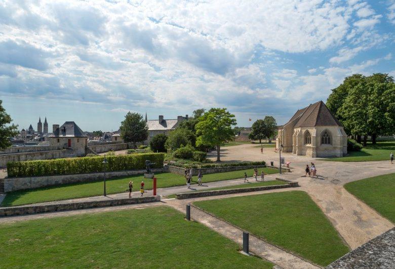 Caen-le-chateau-musee-de-normandie-ville-de-caen- ©p-delval