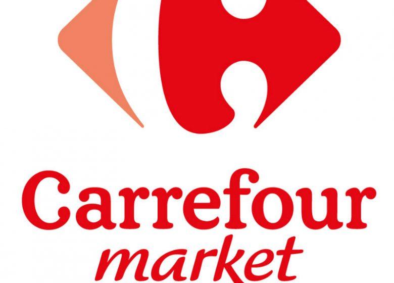 Carrefour Market Ouistreham_logo