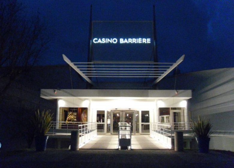 casino Barrière Ouistreham entrée2
