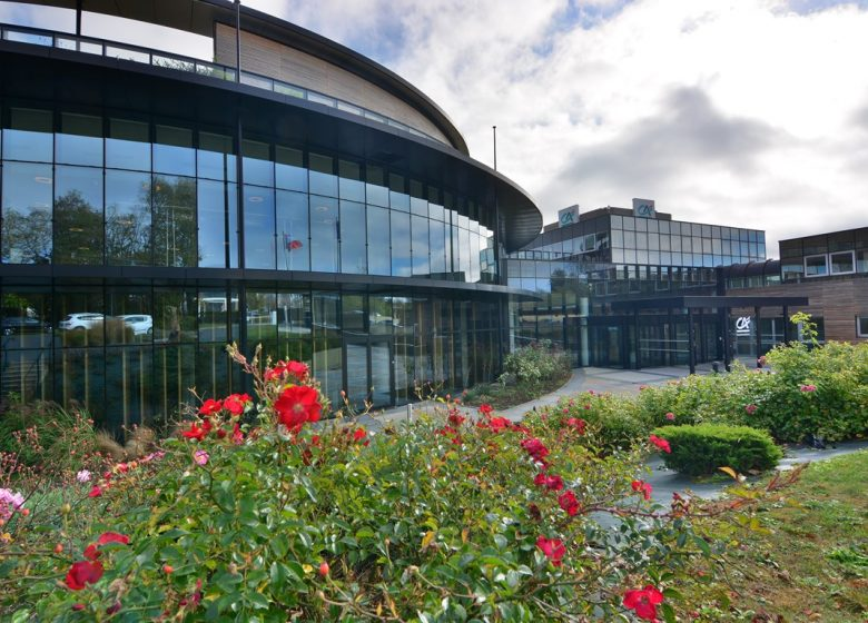 Centre de Conférence du cRédit Agricole – accueil 2