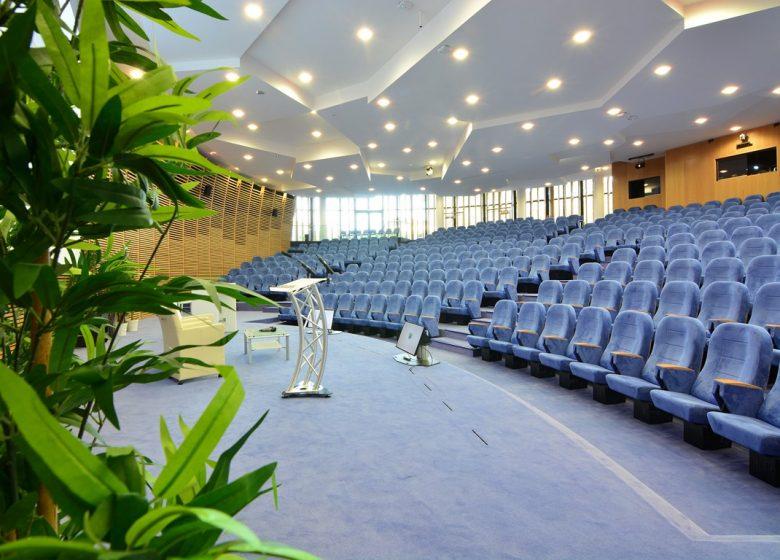 Centre de Conférence du cRédit Agricole – azur 1