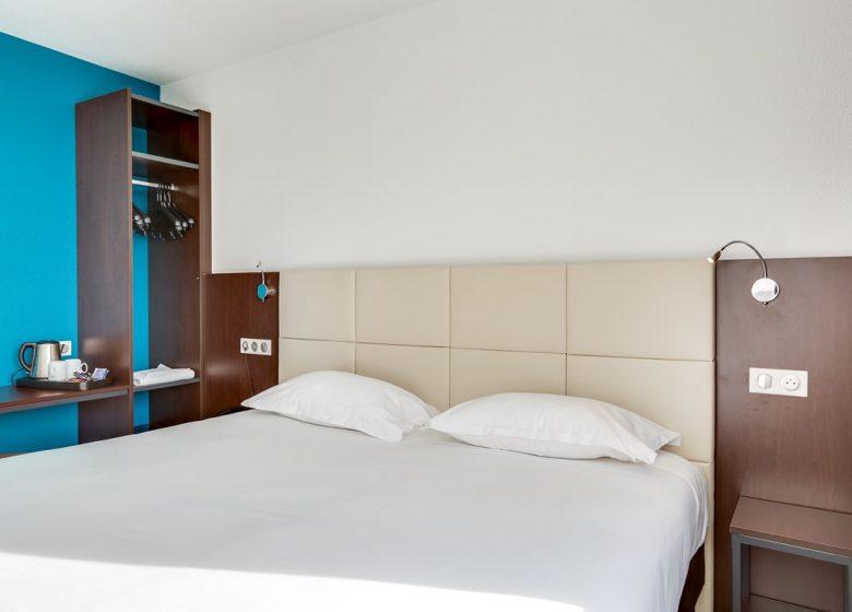 Hôtel Balladins Caen Mémorial – Chambre double