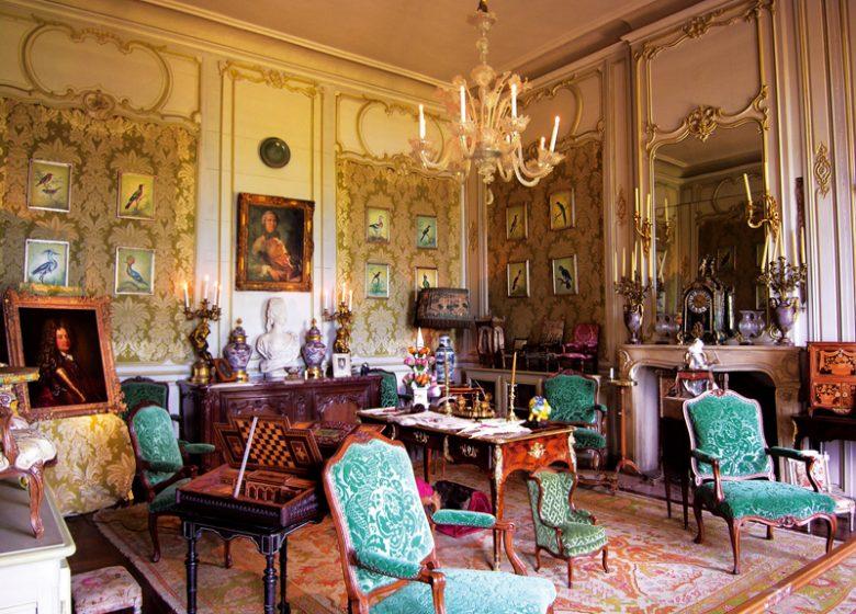 Château de Vendeuvre, bureau