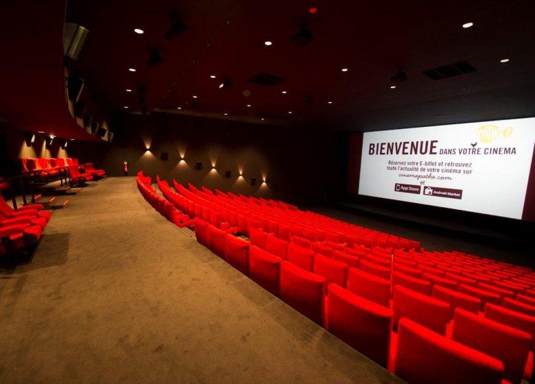Cinéma Pathé RDO – Salle