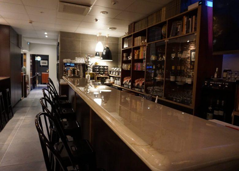Le bar de la couronne… Cosy !