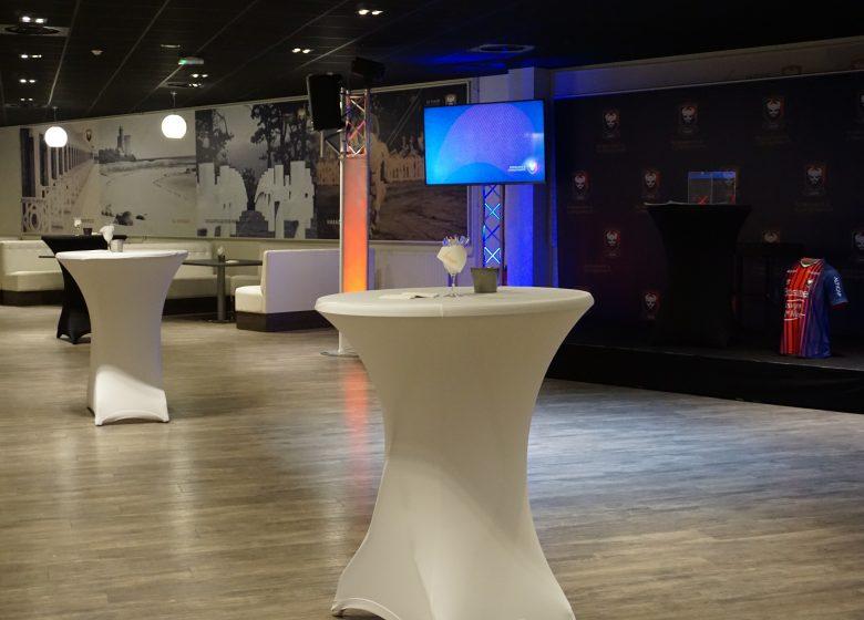 Stade Malherbe CAEN – Salon Normandie – salle de reception