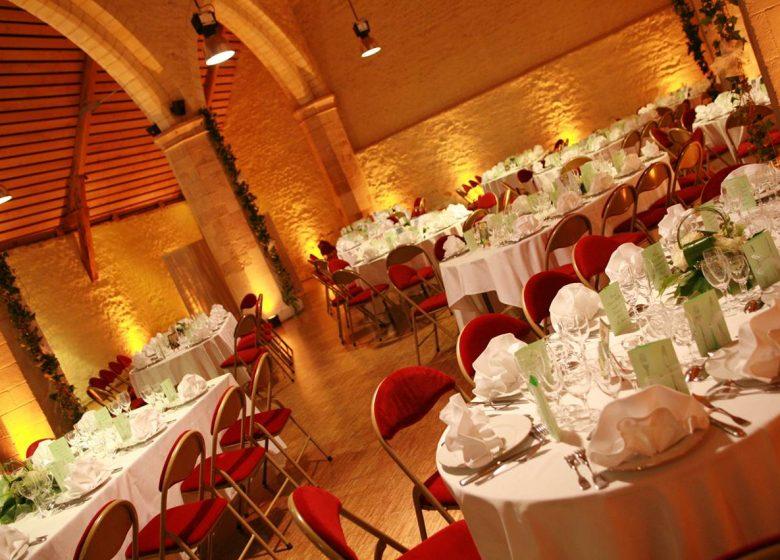 Domaine de la Baronnie – La Grange – Banquet 1