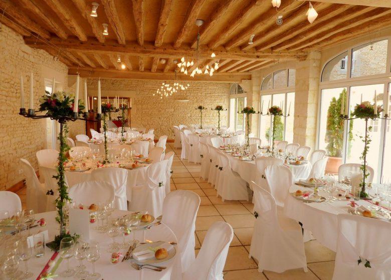 Domaine de la Tour- Banquet