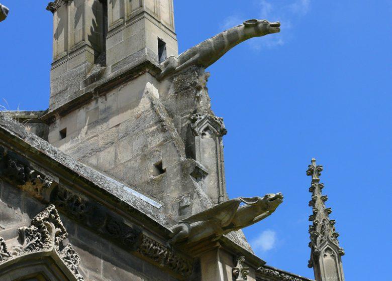 Eglise Saint Jean à Caen