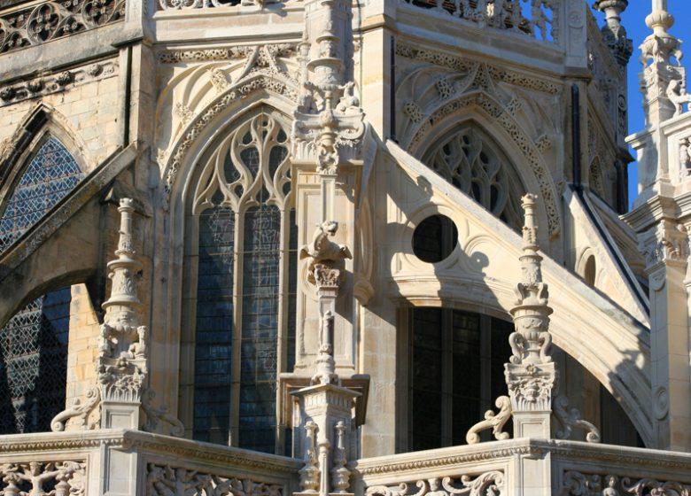 Eglise Saint Pierre à Caen