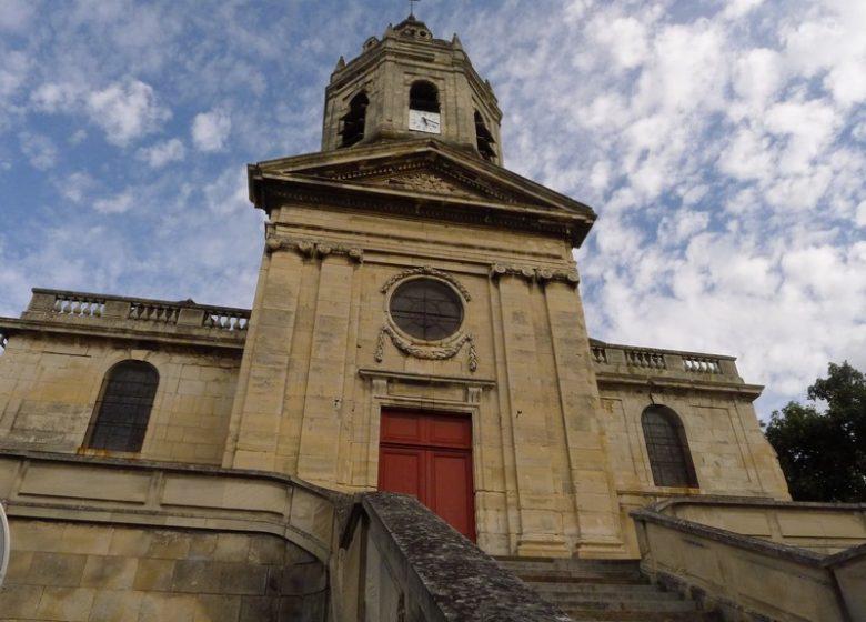 Eglise-Vaucelles—Caen-Jremy