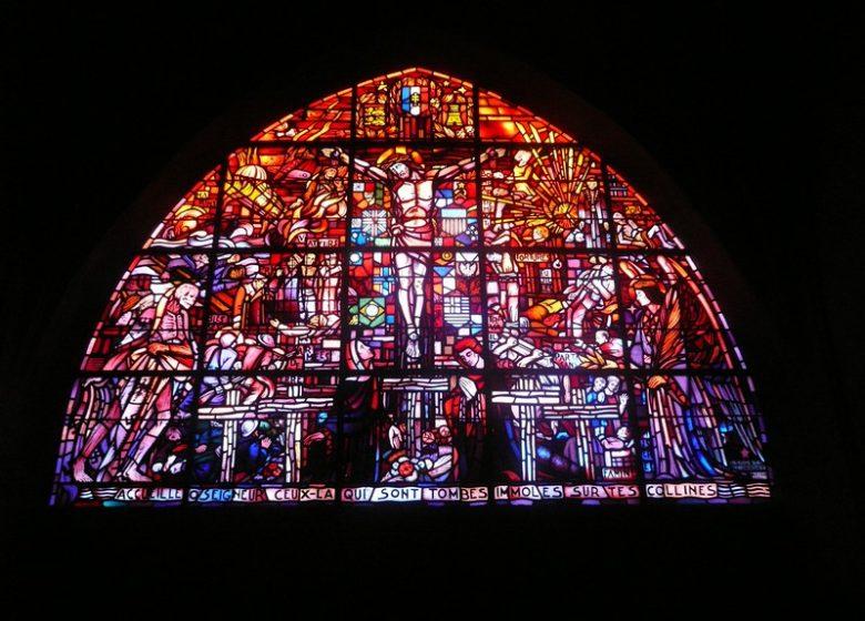 Eglise-de-Vaucelles—Caen-Jremy