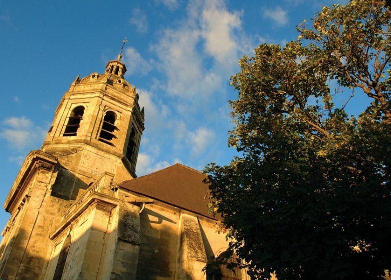 Eglise-de-Vaucelles-a-caen—Guichard