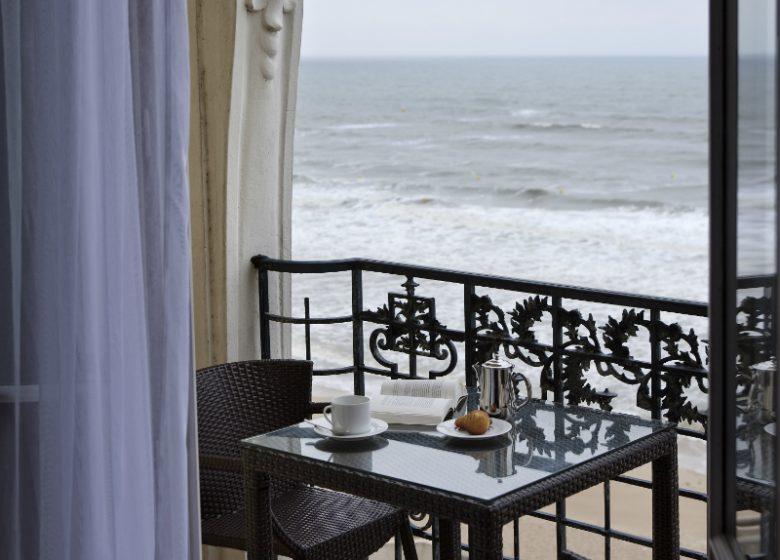 Grand Hôtel_chambre balcon