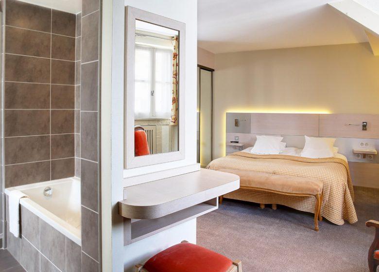 Hotel Best Western le Dauphin – Caen