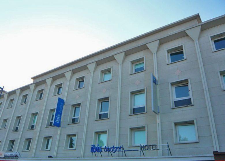 Hotel Ibis Budget Caen Gare