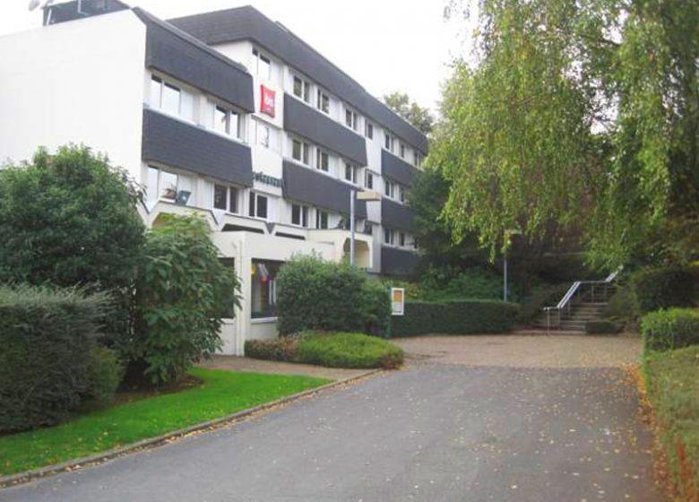 Hôtel Ibis Caen Hérouville Savary