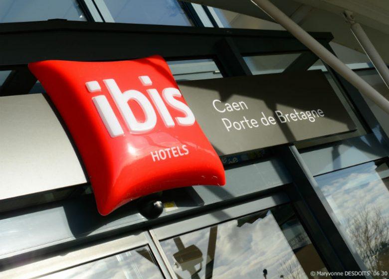 Hotel Ibis Caen Porte de Bretagne (1)