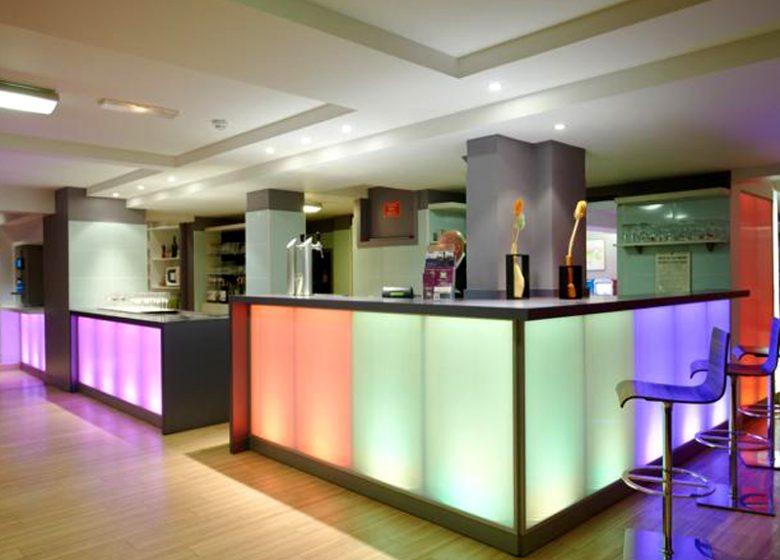 Hotel Ibis Styles – Ouistreham – bar