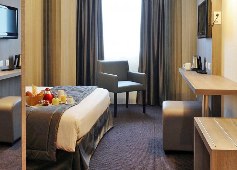 Hotel Mercure Cote de Nacre-Hérouville