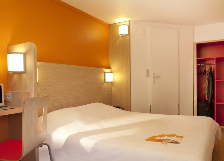 Hotel Première Classe Caen Est – chambre