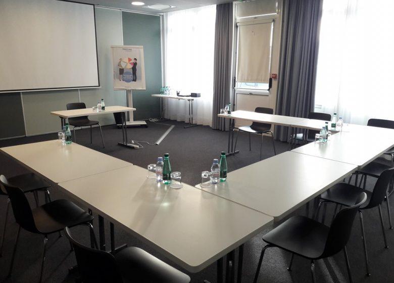 Salle de réunion – Novotel Caen Côte de Nacre